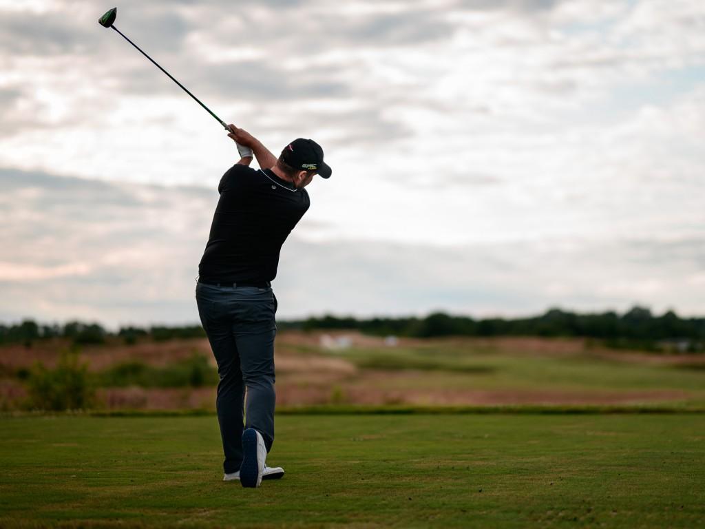 Marc Stumpe Golf mit Handicap